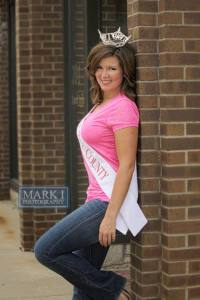 Miss Bay County 2014 - Katelyn Mlujeak